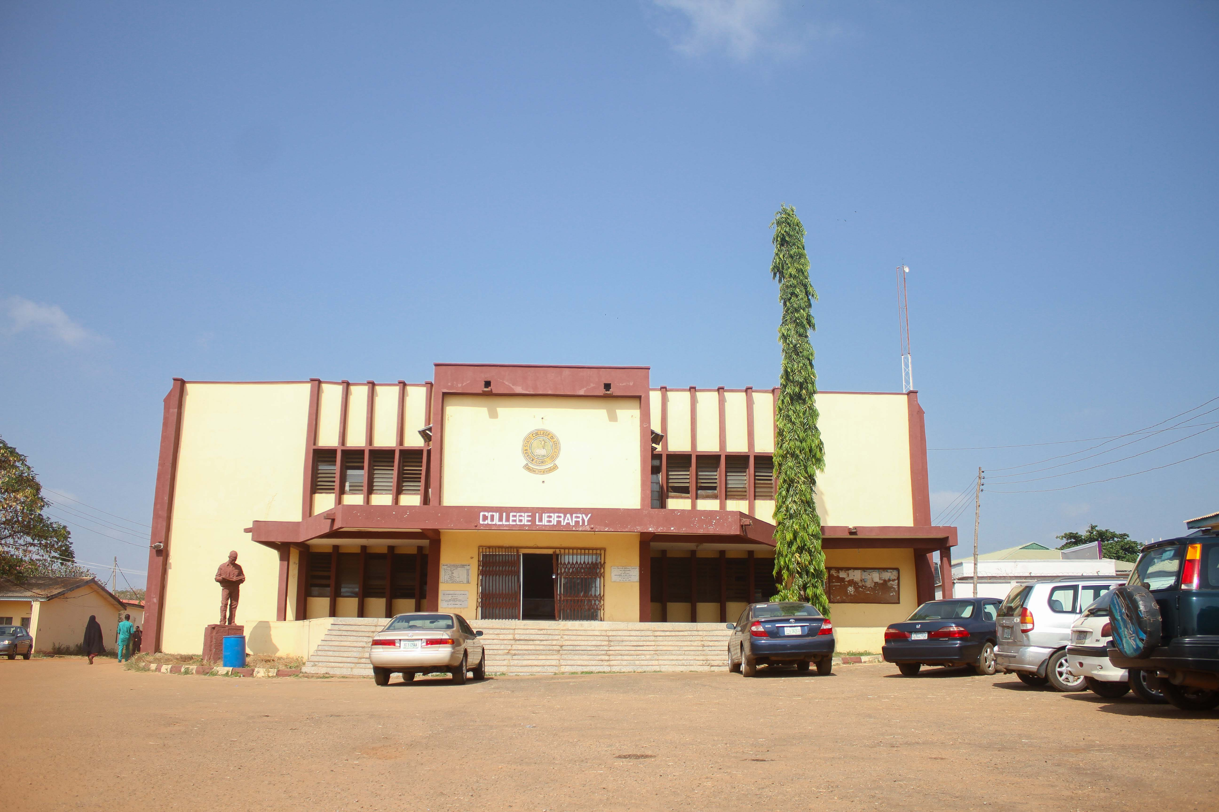 Kwara State College Of Education School Library