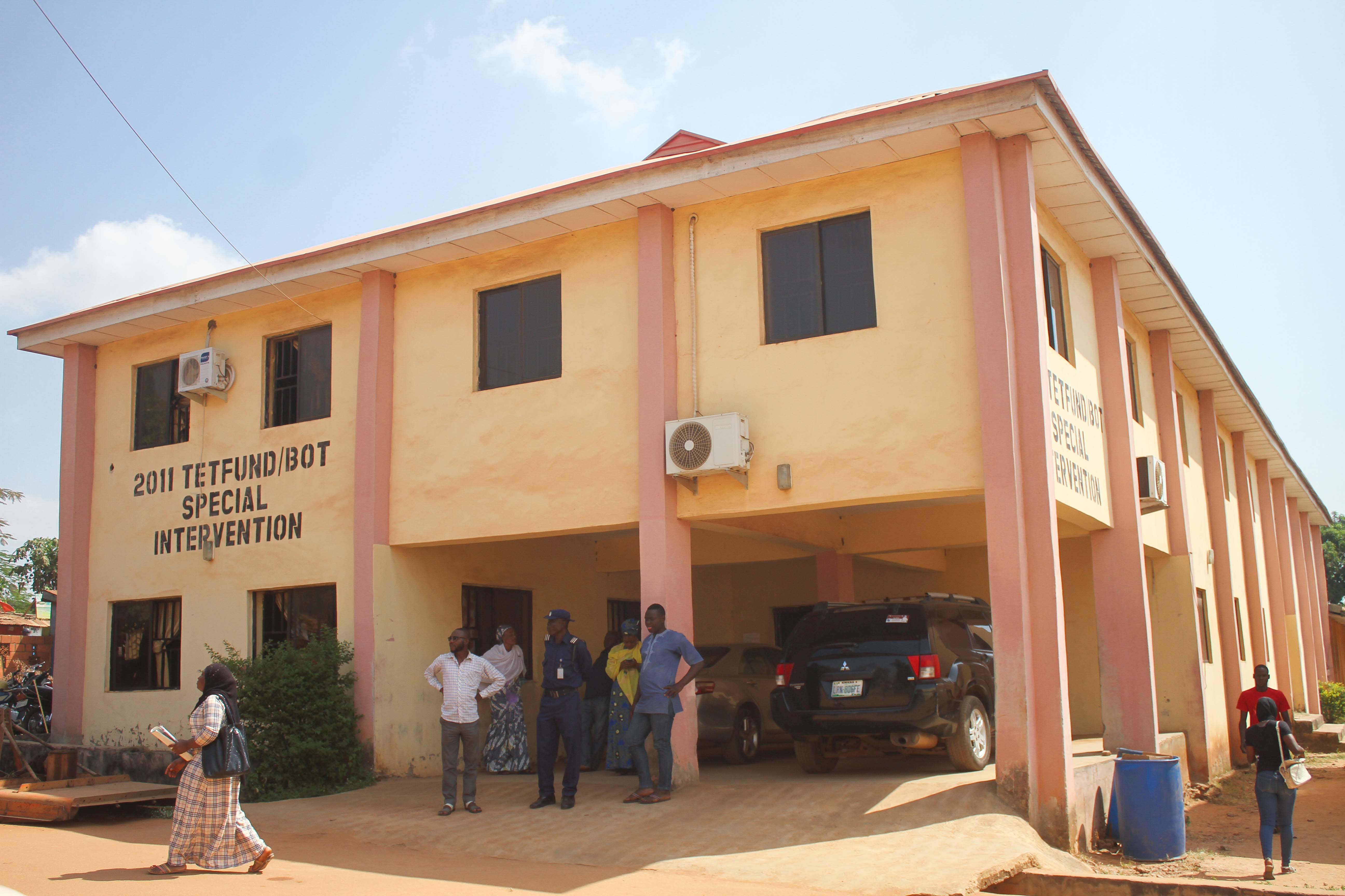 Kwara State College Of Education Busary Office