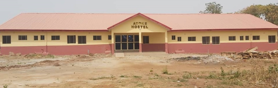 New Hostel, Atoke
